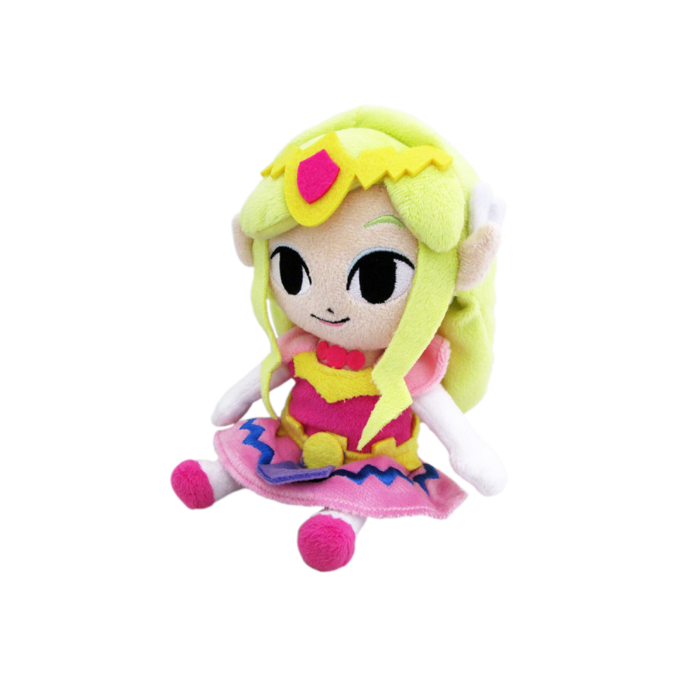"8"" Princess Zelda Plush"