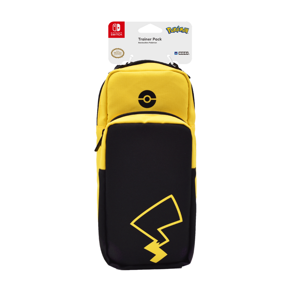 Trainer Pack (Pikachu) for Nintendo Switch (HORI)