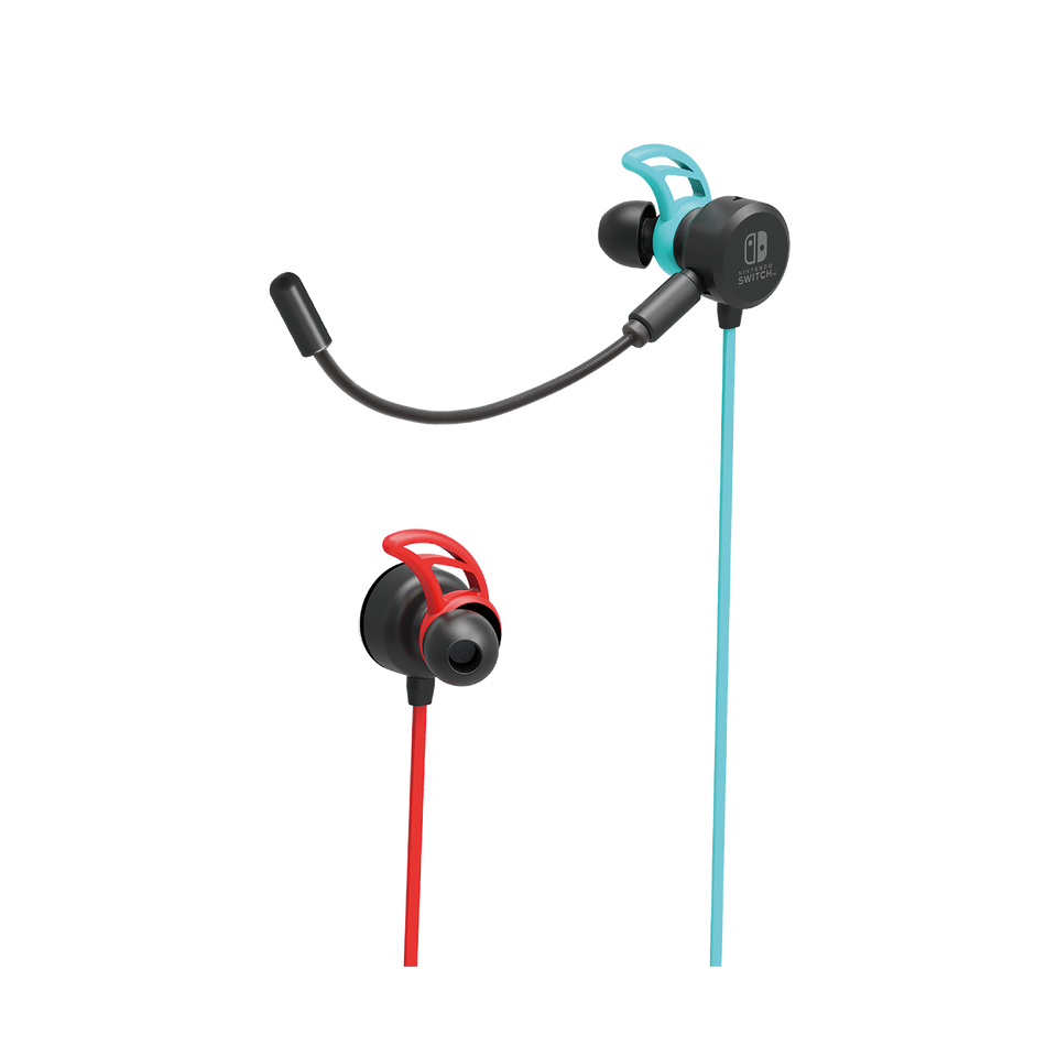 Gaming Earbuds Pro for Nintendo Switch (HORI)