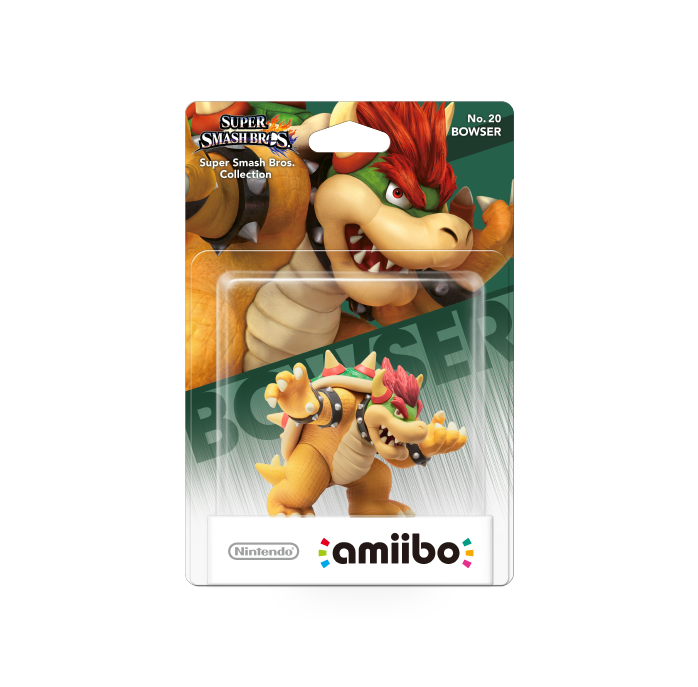 Amiibo SSB Collection Bowser