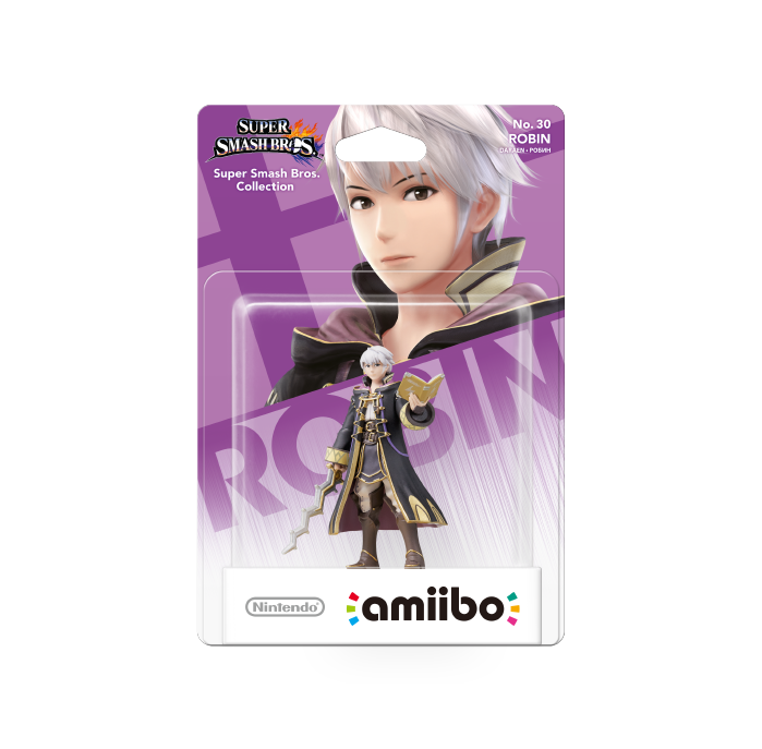 Amiibo SSB Collection Robin 30