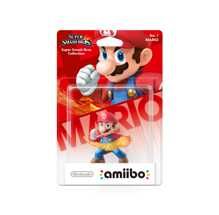 Amiibo SSB Collection Mario 1