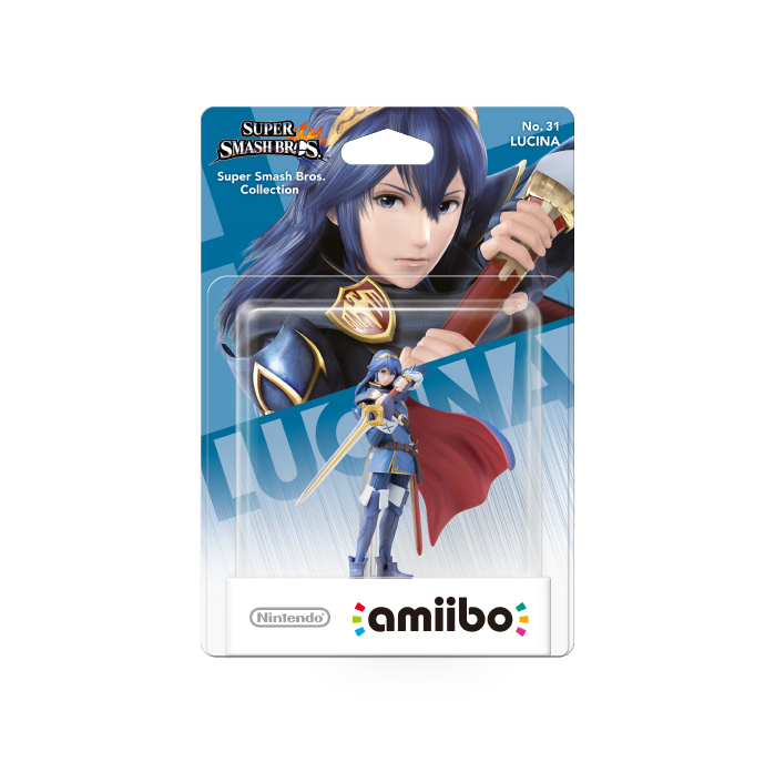 Amiibo SSB Collection Lucina