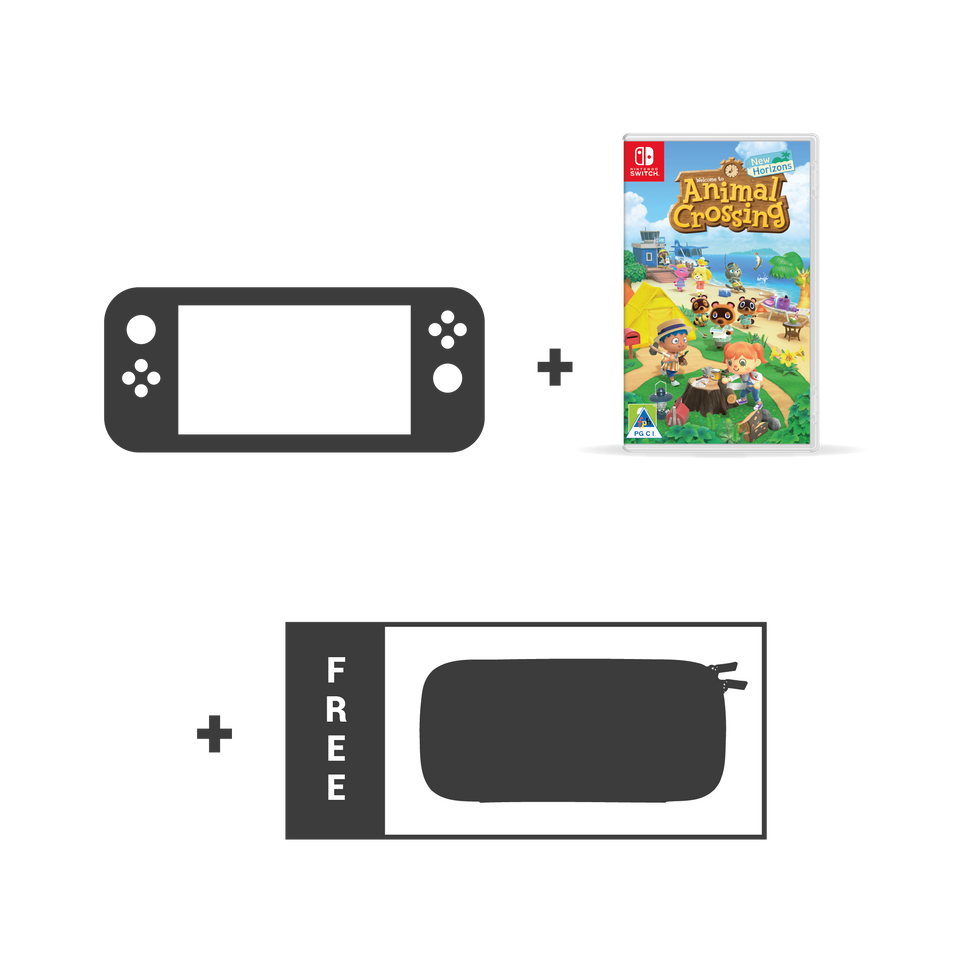Animal Crossing New Horizons Bundle