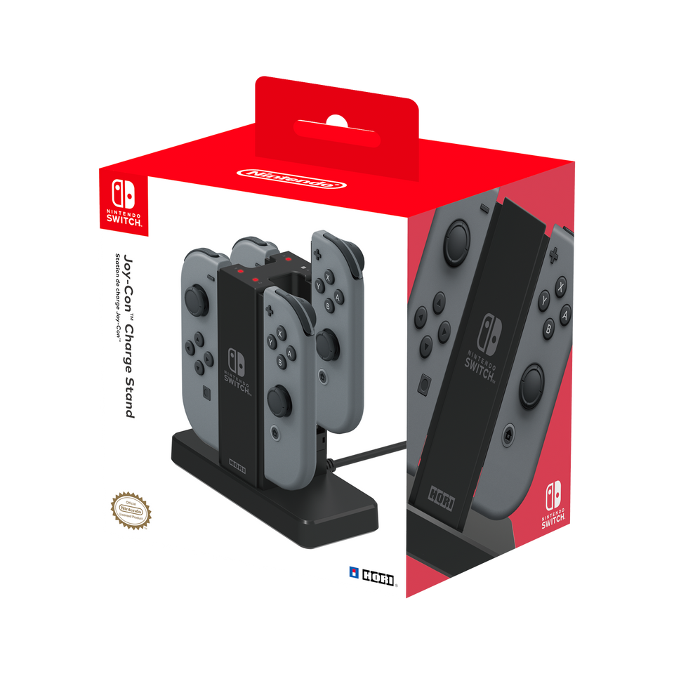 Joy-Con™ Charge Stand for Nintendo Switch (HORI)