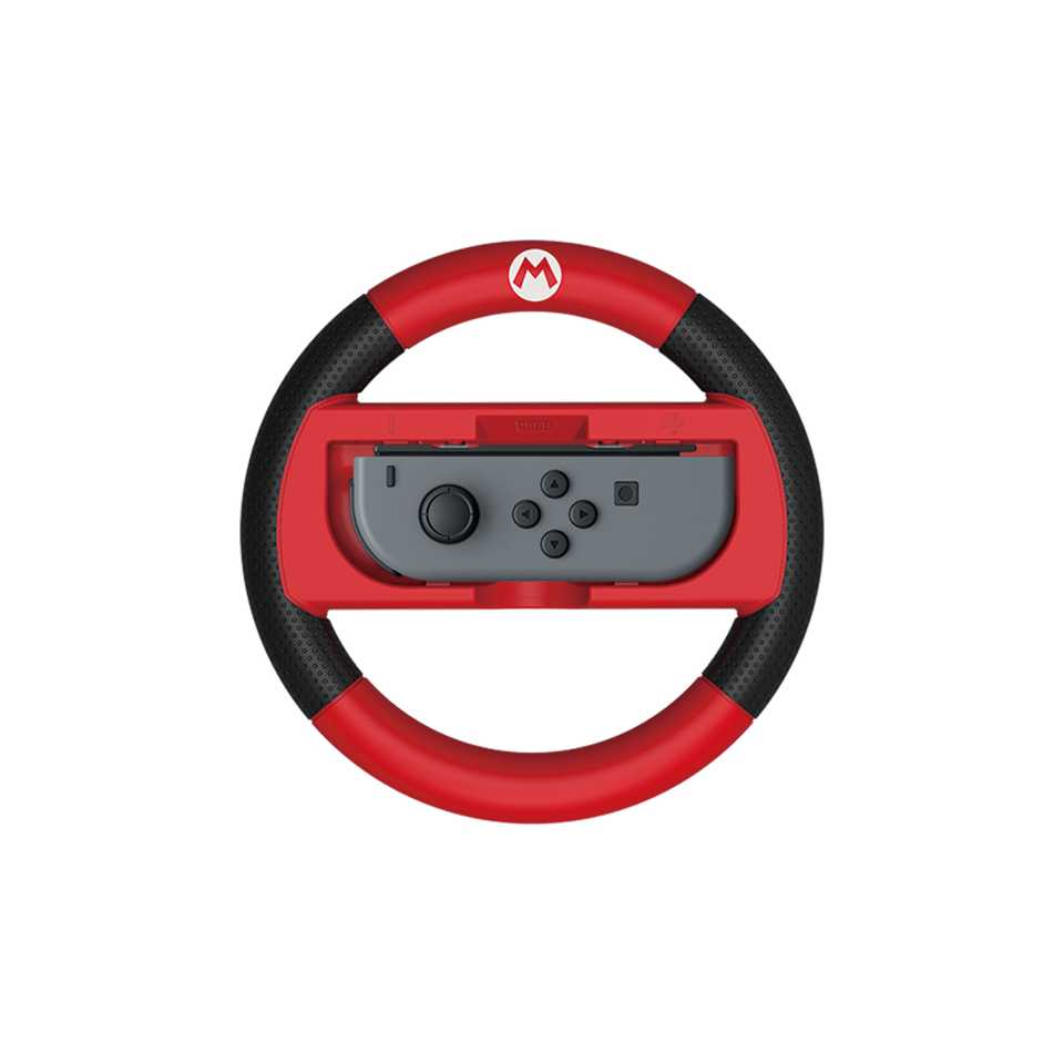 Mario Deluxe Racing Wheel for Nintendo Switch (HORI)