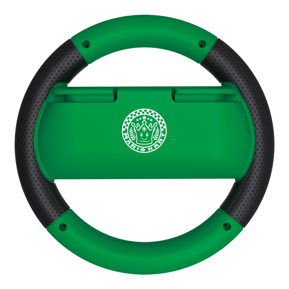 HORI - Luigi themed Mario Kart 8 Deluxe Wheel