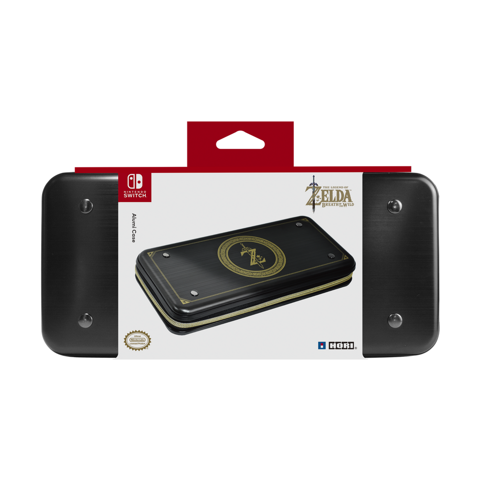 Zelda Alumi Case for Nintendo Switch (HORI)