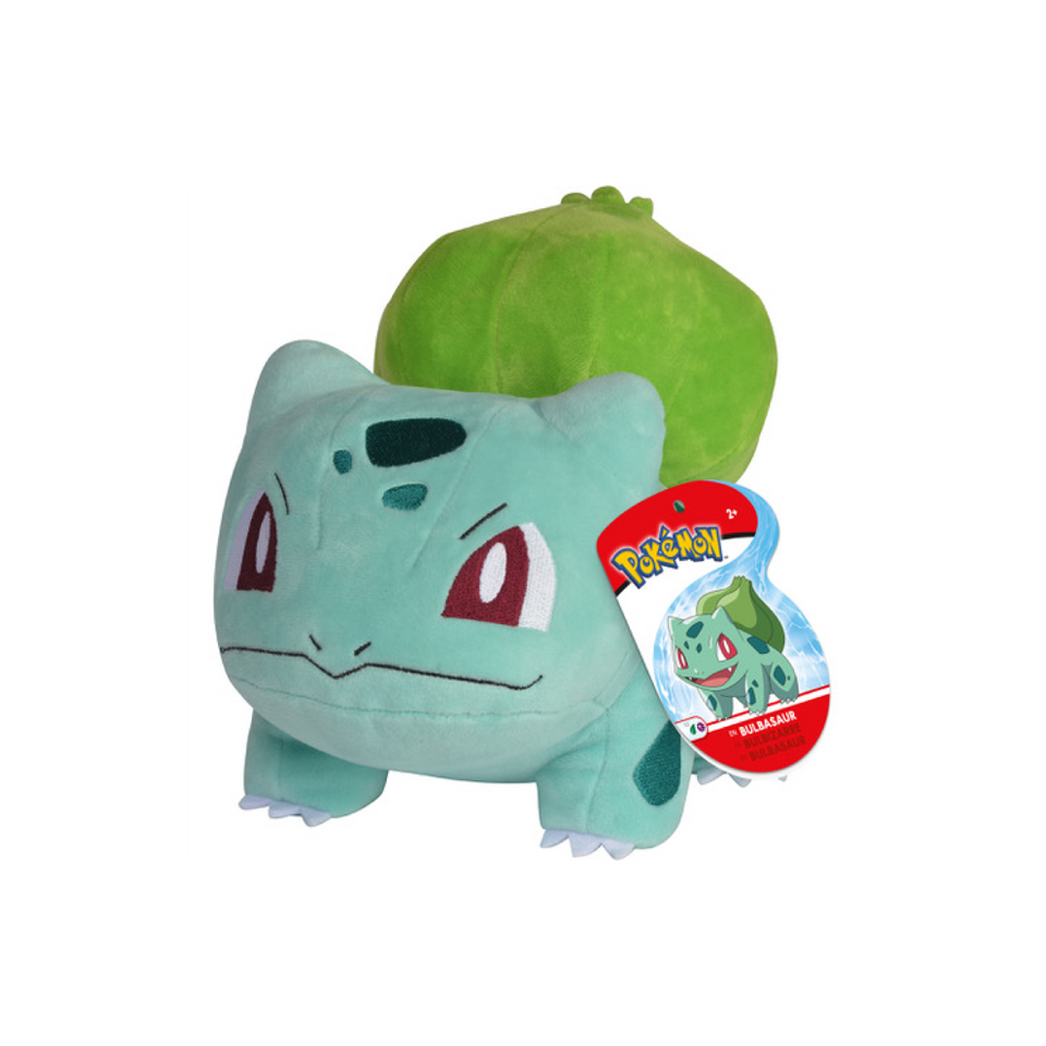 "8"" Bulbasaur Plush"