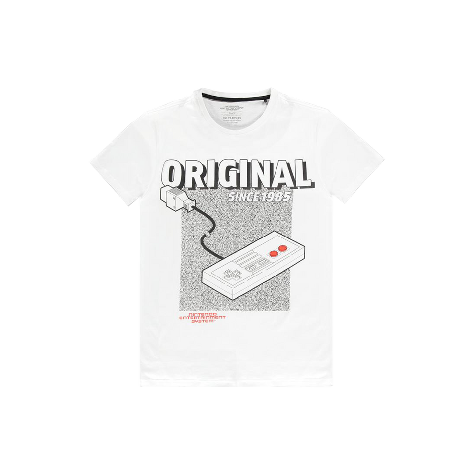 Nintendo -  NES The Original Men's T-shirt