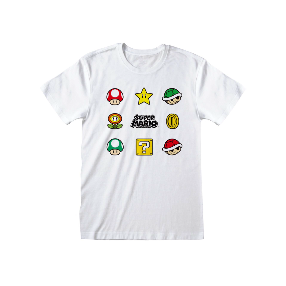 Super Mario Mens Shirt - L