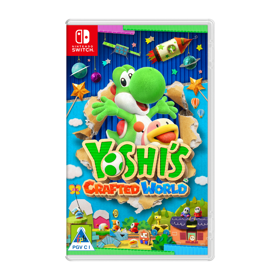 Yoshi's Crafted World™️