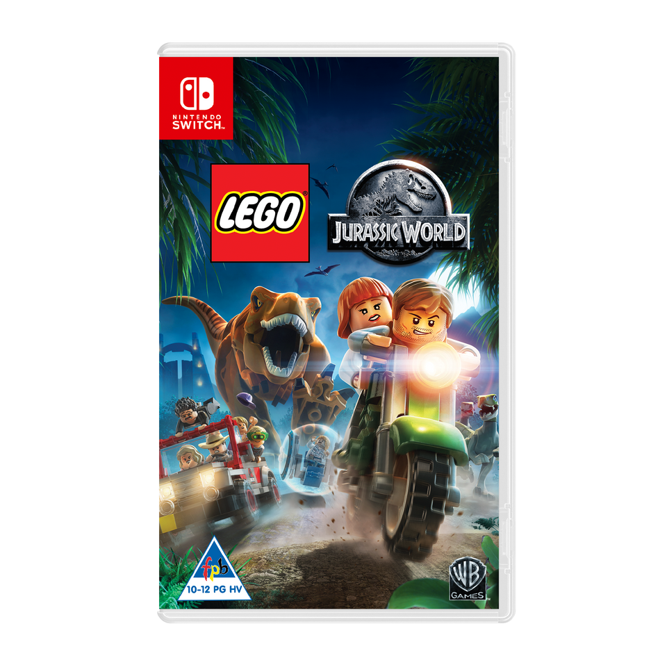 LEGO®️ Jurassic World
