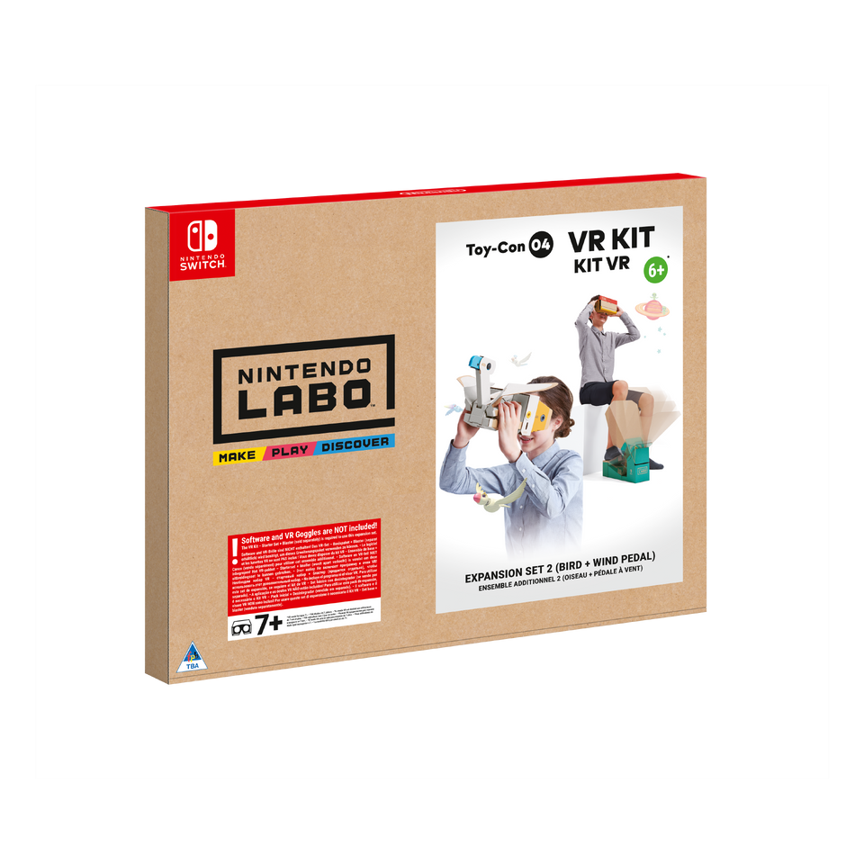 Labo:VR Kit - Expansion Set 2