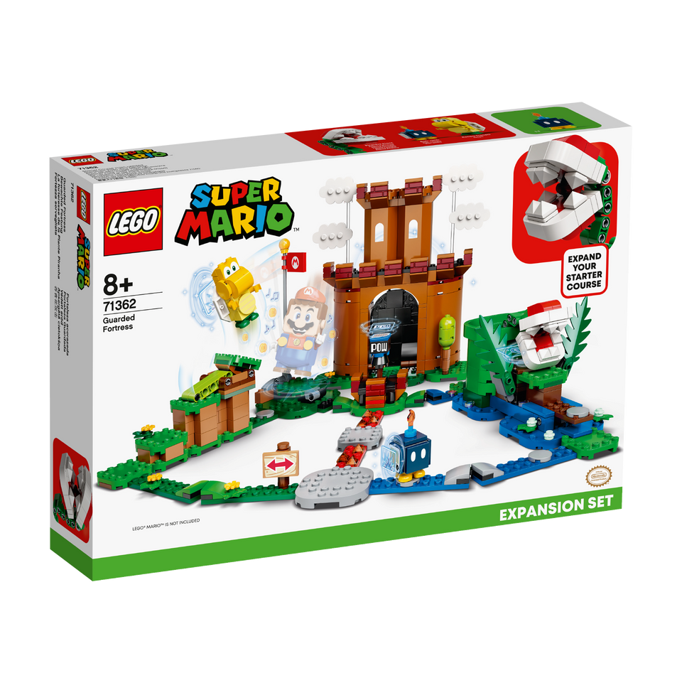 LEGO® Super Mario™ Guarded Fortress