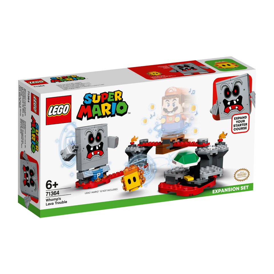 LEGO® Super Mario™ Whomp's Lava Trouble