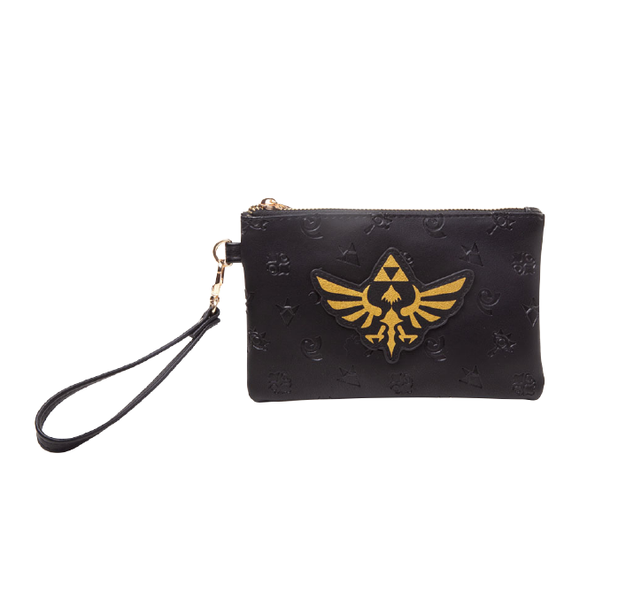Zelda - Golden Tri-force Pouch Wallet