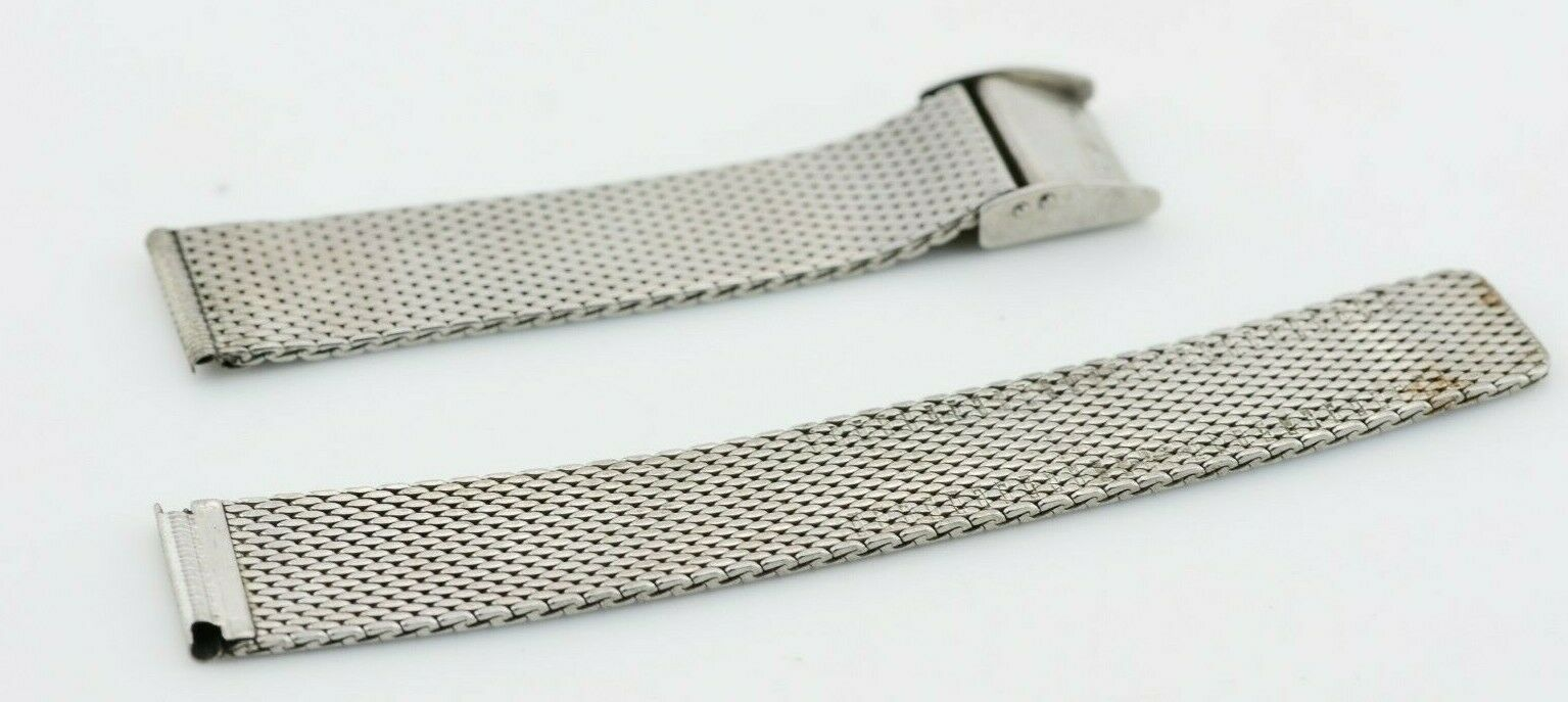 G700 18mm Vintage Casio Watch Bracelet Stainless Steel JDM Made in Japan 102.1