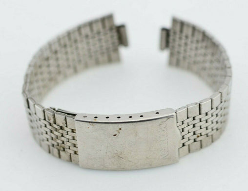G421 18mm Vintage Citizen Watch Bracelet Stainless Steel LA07A JDM Japan 102.1