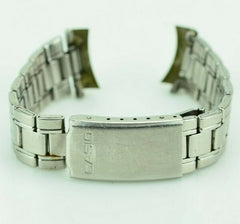 D719 18mm Casio Watch Bracelet Stainless M615-5000 Replacement Vintage JDM 69.1