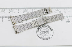 H660 20mm Vintage Citizen Watch Band Bracelet Stainless Steel Japan JDM 26.2