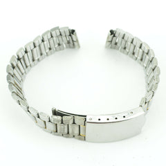 C170 Vintage Bambi 18mm Watch Band Stainless Steel Bracelet Authentic 58.3