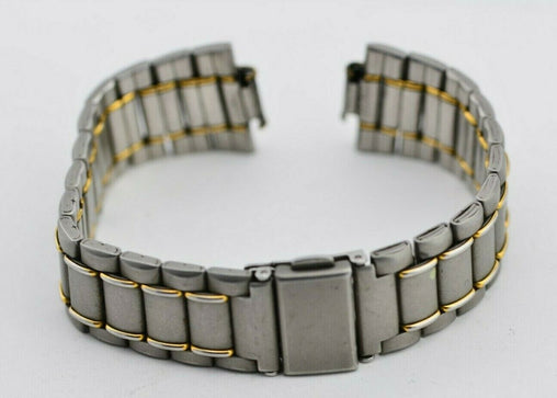 H927 10mm Vintage Citizen Watch Bracelet Stainless Steel 6100-G01062K JDM 33.2