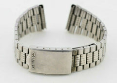 C541 20mm Vintage Seiko Watch Bracelet Stainless Steel Original A129-5000 146.1
