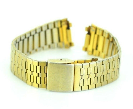 18mm Citizen Watch Band Bracelet Stainless Replacement Vintage JDM D722/66.3