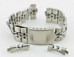 F752 18mm Vintage Seiko 5 Clasp Watch Bracelet Stainless Steel 5126-8060 46.3
