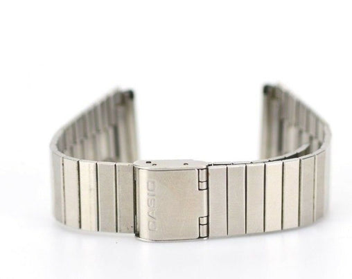 E231 22mm Vintage Casio Watch Steel Bracelet B-633L Replacement DBC-600 JDM 22.4