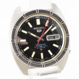 1978 Seiko 5 Sport Diver Day Date Watch 6119-8140