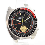 1971 Seiko Speedtimer Pogue Coke Bezel Chronograph 6139-6032