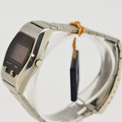 1976 Seiko Digital Alarm Quartz LCD Watch 0664-5000