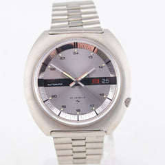 Vintage Seiko ACTUS Automatic 17J Watch Like New Unworn 7019-6060