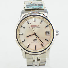 Vintage Citizen Crystal Date Automatic Watch JDM NOS AUDS300