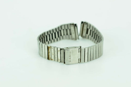 D728 19mm Casio Watch Bracelet Stainless S-471N MQ518 Replacement Vintage 69.1