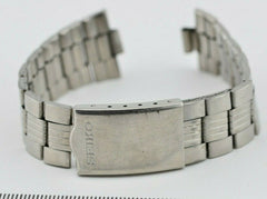 F749 7mm Vintage Seiko Watch Bracelet Stainless Steel Japanese JDM 109.2