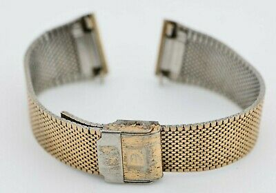 G428 19mm Vintage Citizen Watch Bracelet Stainless Steel Band JDM 84301-K1 29.1
