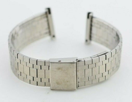 I577 20mm Vintage Beverly Made In Italy Watch Bracelet Stainless Steel 131.1