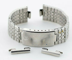H064 18mm Vintage Citizen Watch Bracelet Stainless Steel 4-730135Y JDM 29.3