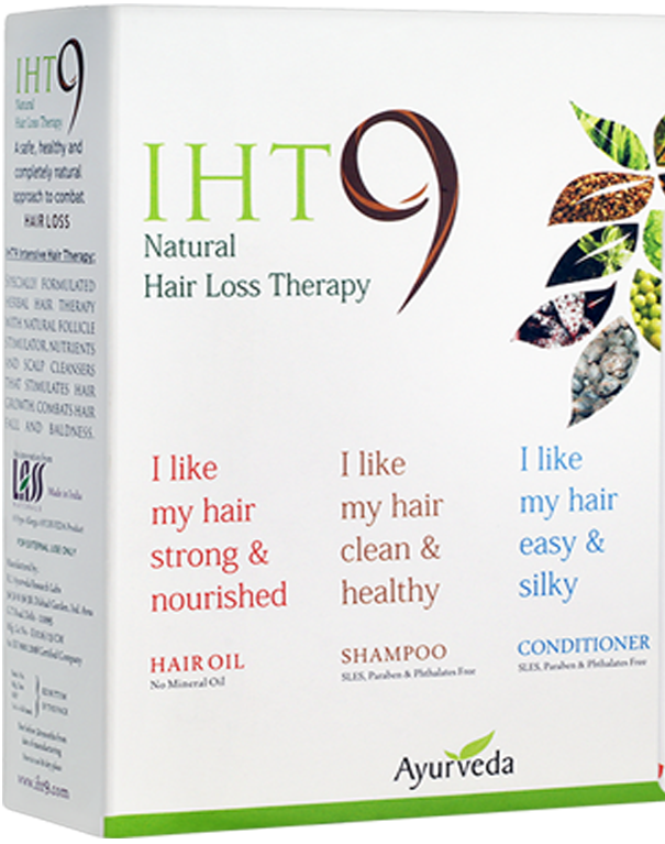 All sizes in one big anti hair loss kit!