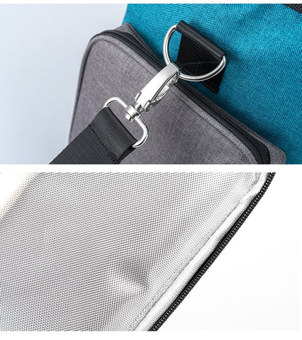 Icepack Thermal Insulated Picnic Cooler Bag Set To Store Food/ Drinks - BiggShopp.com