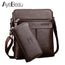 Messenger Bag  with Purse |  Crossbody Shoulder Bag For Men