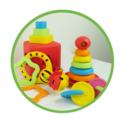 Bioserie Toys Made Safe Biobased Certified Wholesale