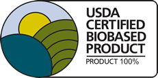 Bioserie USDA 100% Biobased Certified