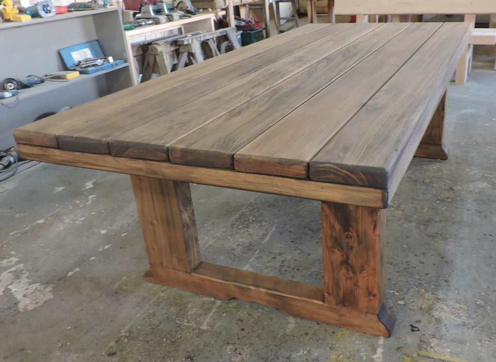 A Caesar XXL Table 1.2 by 2.4m