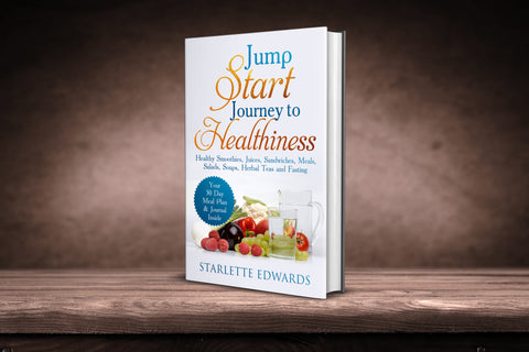 Book: Jump Start Journey To Healthiness