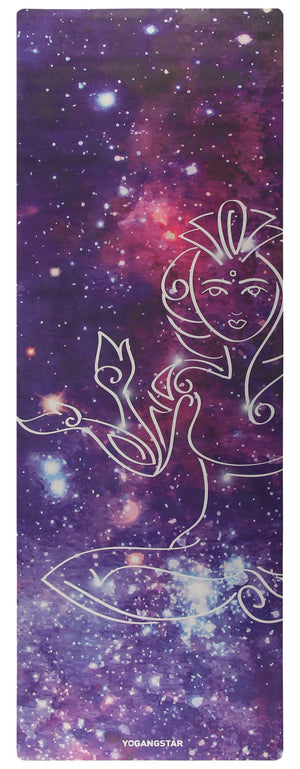 "Cosmic Goddess <br><span class=""free-promo"">Yoga Mat + Free Yoga Bag</span>"