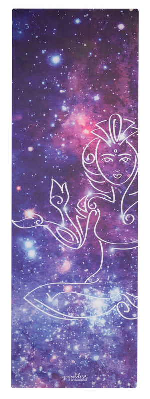"Cosmic Goddess <br><span class=""free-promo"">Yoga Travel Mat + Free Yoga Bag</span>"